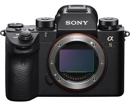 фотоаппарат sony a9