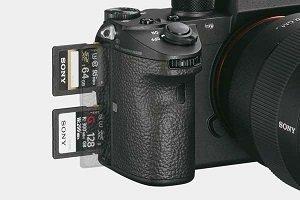 Беззеркальная камера ilce-9