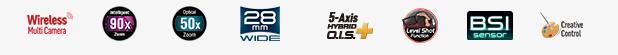 особенности HC-VXF990