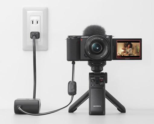 Sony ZV-E10 + Grip