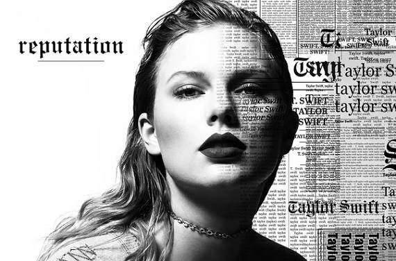 Reputation-Taylor Swift
