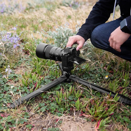 Peak Design Travel Tripod Aluminum