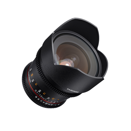 Samyang 10mm T3.1 VDSLR ED AS NCS CS MFT II- фото2