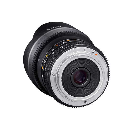 Samyang 10mm T3.1 VDSLR ED AS NCS CS MFT II- фото4