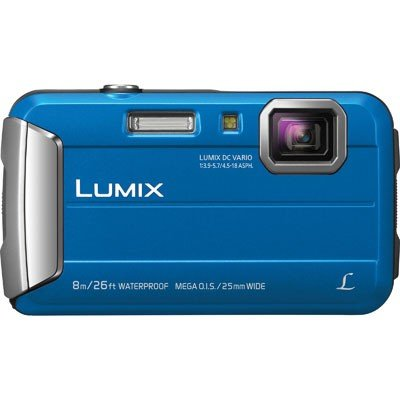 Panasonic Lumix DMC-FT30 Blue (DMC-FT30EE-A) - фото
