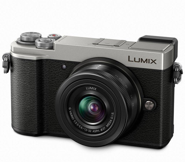Panasonic Lumix DC-GX9 Kit 12-32mm Silver (DC-GX9KEE-K)