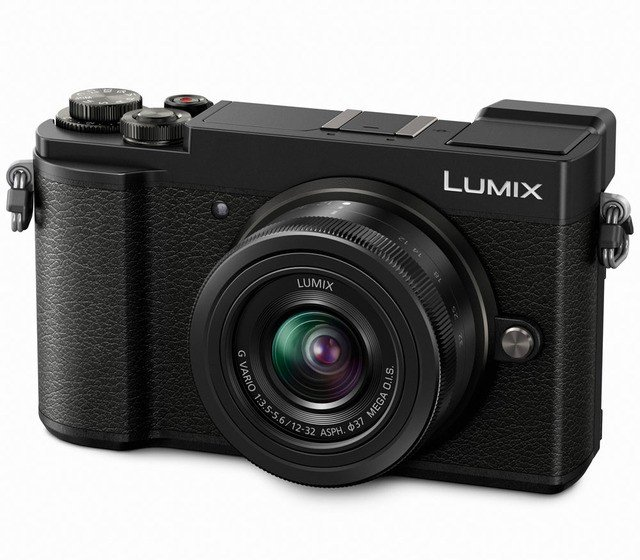 Panasonic Lumix DC-GX9 Kit 12-32mm Black (DC-GX9KEE-K)