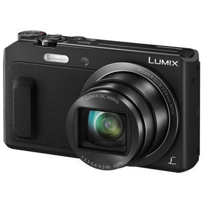 Panasonic Lumix DMC-TZ57 Black (DMC-TZ57EE-K)