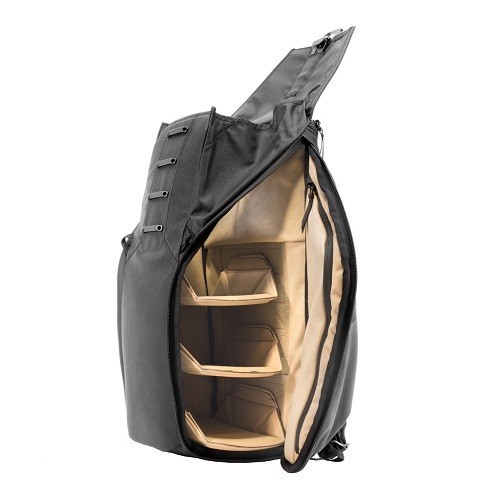 Рюкзак Peak Design Everyday Backpack 20L, Black- фото4