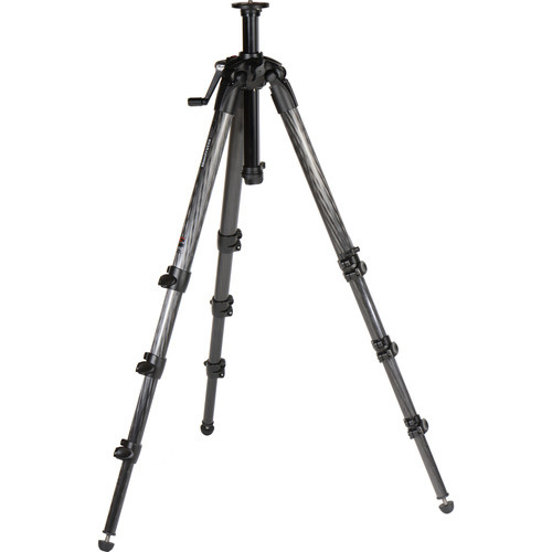 Штатив Manfrotto 057 Carbon Geared, 4 секции (MT057C4-G) - фото