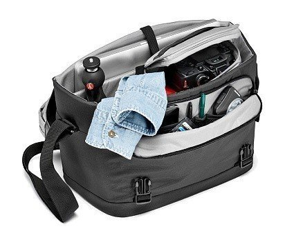 Сумка Manfrotto NX Messenger Grey (MB NX-M-IGY)