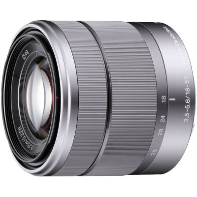 Sony E 18-55mm F3.5-5.6 OSS (SEL1855)