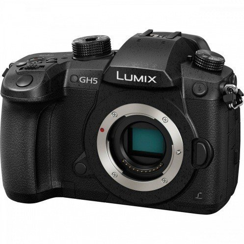 Panasonic Lumix DC-GH5 Body Black (DC-GH5EE-K)- фото2