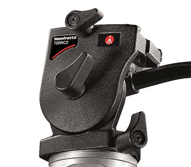 Manfrotto 700RC2 Video Head- фото2