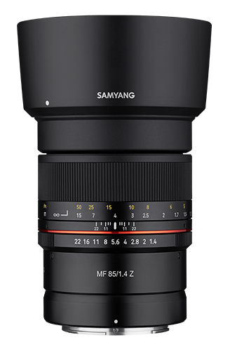 Samyang MF 85mm f/1.4 Z Nikon Z- фото