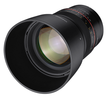 Samyang MF 85mm f/1.4 Z Nikon Z- фото3
