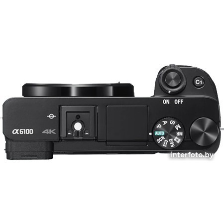 Sony A6100 Body Black (ILCE-6100)