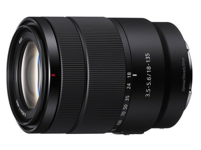 Sony E 18-135mm F3.5-5.6 OSS (SEL18135)- фото