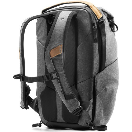 Рюкзак Peak Design Everyday Backpack 20L V2.0 Charcoal- фото3