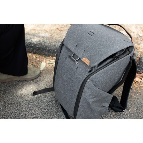 Рюкзак Peak Design Everyday Backpack 20L V2.0 Charcoal- фото6