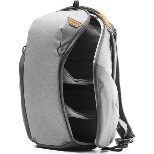Рюкзак Peak Design Everyday Backpack Zip 15L V2.0 Ash- фото2