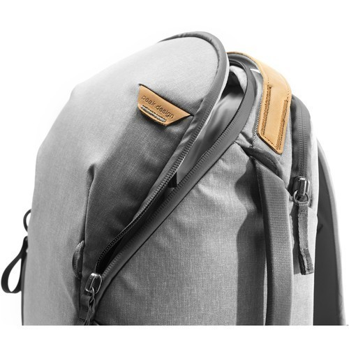 Рюкзак Peak Design Everyday Backpack Zip 15L V2.0 Ash- фото6