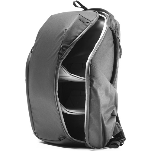 Рюкзак Peak Design Everyday Backpack Zip 20L V2.0 Black- фото4