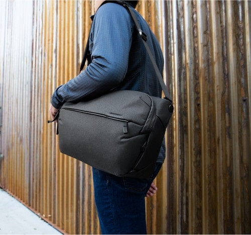 Сумка Peak Design Everyday Sling 10L V2.0 Black- фото7