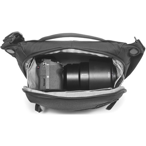 Сумка Peak Design Everyday Sling 3L V2.0 Black- фото4