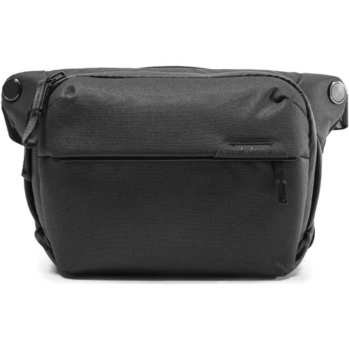 Сумка Peak Design Everyday Sling 3L V2.0 Black- фото