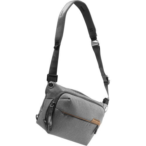 Сумка Peak Design Everyday Sling 6L V2.0 Ash- фото2