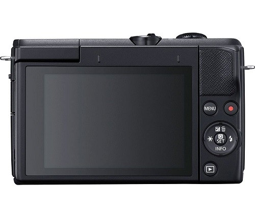 Canon EOS M200 Kit 15-45mm IS STM Black- фото3