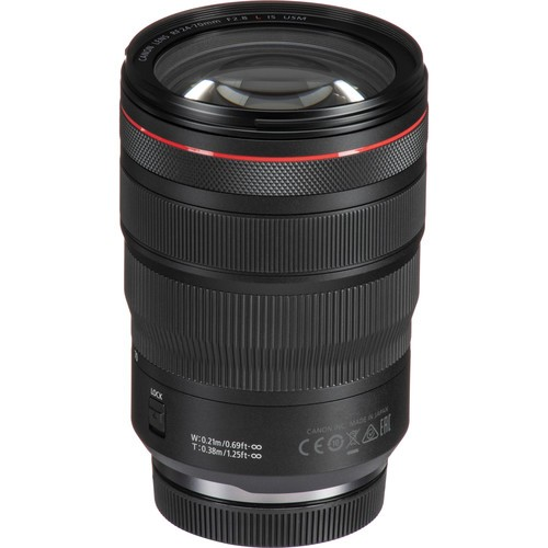 Canon RF 24-70mm F2.8L IS USM