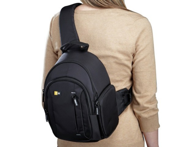 Наплечная сумка Case Logic DSLR Camera Sling (TBC-410)- фото2