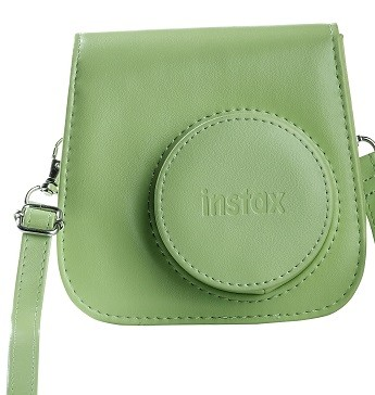 Чехол INSTAX MINI 9 Case Lime Green