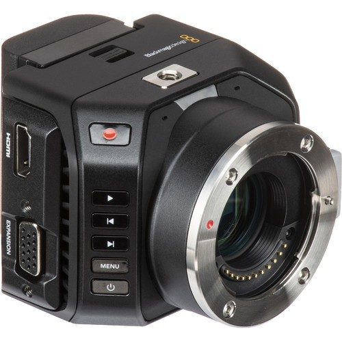 Blackmagic Micro Cinema Camera- фото2