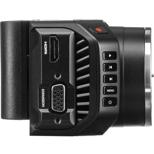 Blackmagic Micro Cinema Camera- фото4