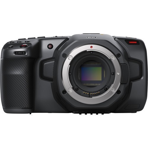Blackmagic Pocket Cinema Camera 6K- фото