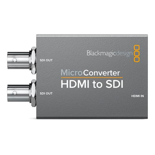 Микро конвертер Blackmagic Micro Converter - HDMI to SDI - фото4