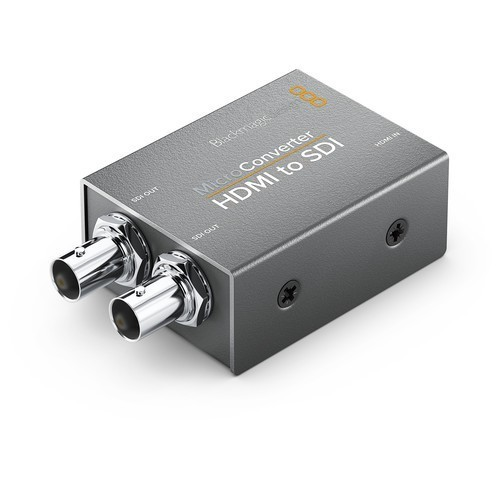 Микро конвертер Blackmagic Micro Converter HDMI to SDI wPSU- фото