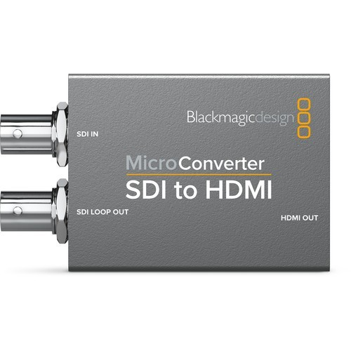 Микро конвертер Blackmagic Micro Converter - SDI to HDMI- фото3