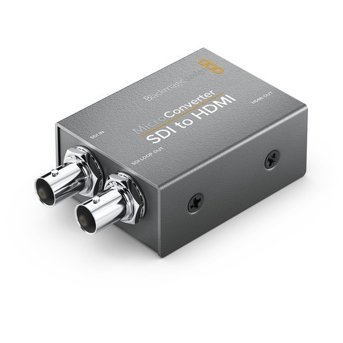 Микро конвертер Blackmagic Micro Converter SDI to HDMI wPSU- фото