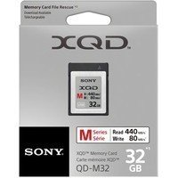 Карта памяти Sony XQD M Series 32Gb (QD-M32)