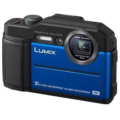 Panasonic Lumix DC-FT7 Blue (DC-FT7EE-A)