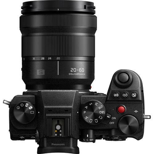 Panasonic Lumix DC-S5 Kit 20-60mm (DC-S5KEE-K)- фото2