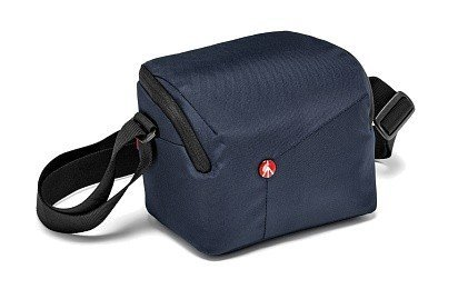Сумка Manfrotto NX Shoulder Bag CSC Blue (MB NX-SB-IBU)