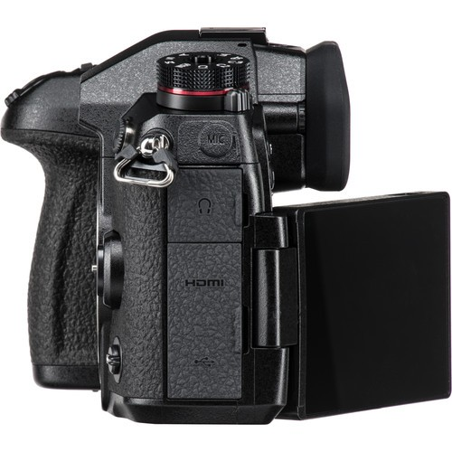 Panasonic Lumix DC-G9 Body Black (DC-G9EE-K)- фото6