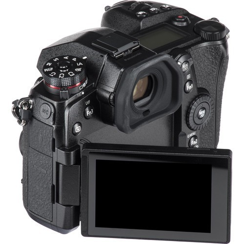 Panasonic Lumix DC-G9 Body Black (DC-G9EE-K)- фото5