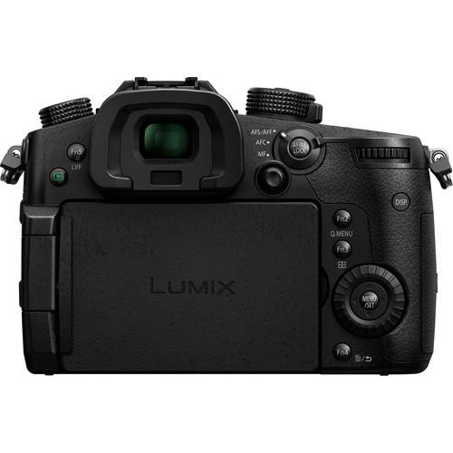 Panasonic Lumix DC-GH5 Body Black (DC-GH5EE-K)- фото3