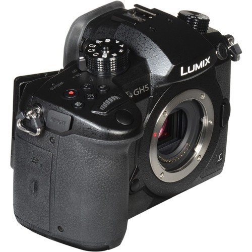 Panasonic Lumix DC-GH5 Body Black (DC-GH5EE-K)- фото5